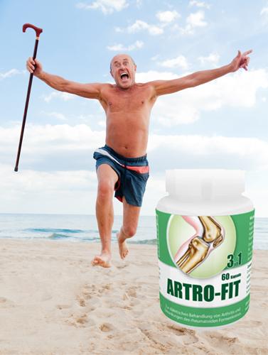 Artrofit, ein Segen für Gelenke